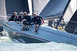 Practice race. The Hague Offshore Sailing World Championship, the Netherlands, Saturday , 14th of July 2018.