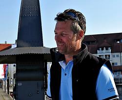 Eberhard Magg from Match Race Germany. Photo:Chris Davies/WMRT