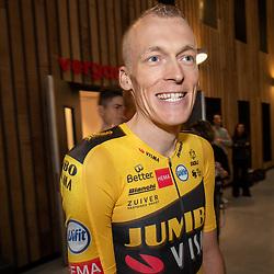 10-12-2019: Wielrennen: Teampresentatie Jumbo Visma: Amsterdam<br />Robert Gesink
