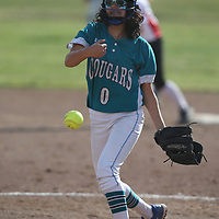 Evergreen Valley vs Westmont in a BVAL softball game.