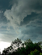 5/14/03  Omaha, NE Storm clouds in the Omaha Sky. (photo by Chris Machian/for Prarie Pixel Group)