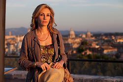 RELEASE DATE: August 13, 2010 <br /> MOVIE TITLE: Eat Pray Love <br /> STUDIO: Columbia Pictures <br /> DIRECTOR: Ryan Murphy <br /> PLOT: A married woman realizes how unhappy her marriage really is, and that her life needs to go in a different direction. After a painful divorce, she takes off on a round-the-world journey to 'find herself' <br /> PICTURED: JULIA ROBERTS as Liz Gilbert <br /> (Credit Image: © Columbia Pictures/Entertainment Pictures/ZUMAPRESS.com)