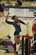 2007 FAU Volleyball vs Arkansas-Little Rock, October 19, 2007.