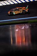 October 10, 2020. IMSA Weathertech, Charlotte ROVAL: #76 Compass Racing, McLaren 720S GT3, Corey Fergus, Paul Holton