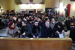 FIACCOLATA PER OMICIDIO VINCELLI E NUNZIA DI GIANNI PONTELANGORINO