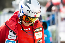 KRISTOFFERSEN Henrik of Norway after the Audi FIS Alpine Ski World Cup Men's Giant Slalom 58th Vitranc Cup 2019 on March 9, 2019 in Podkoren, Kranjska Gora, Slovenia. Photo by Peter Podobnik / Sportida