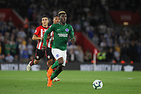 Football - 2018 / 2019 Premier League - Southampton vs. Brighton and Hove Albion<br /> <br /> Yves Bissouma of Brighton in action at St Mary's Stadium Southampton<br /> <br /> COLORSPORT/SHAUN BOGGUST