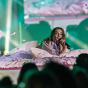 NLD/Amsterdam/20191115 - Chantals Pyjama Party in Ziggo Dome, Maan de Steenwinkel