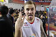 DESCRIZIONE : Roma LNP A2 2015-16 Acea Virtus Roma Mens Sana Basket 1871 Siena<br /> GIOCATORE : Alan Voskuil<br /> CATEGORIA : esultanza postgame ritratto curiosita<br /> SQUADRA : Acea Virtus Roma<br /> EVENTO : Campionato LNP A2 2015-2016<br /> GARA : Acea Virtus Roma Mens Sana Basket 1871 Siena<br /> DATA : 06/12/2015<br /> SPORT : Pallacanestro <br /> AUTORE : Agenzia Ciamillo-Castoria/G.Masi<br /> Galleria : LNP A2 2015-2016<br /> Fotonotizia : Roma LNP A2 2015-16 Acea Virtus Roma Mens Sana Basket 1871 Siena