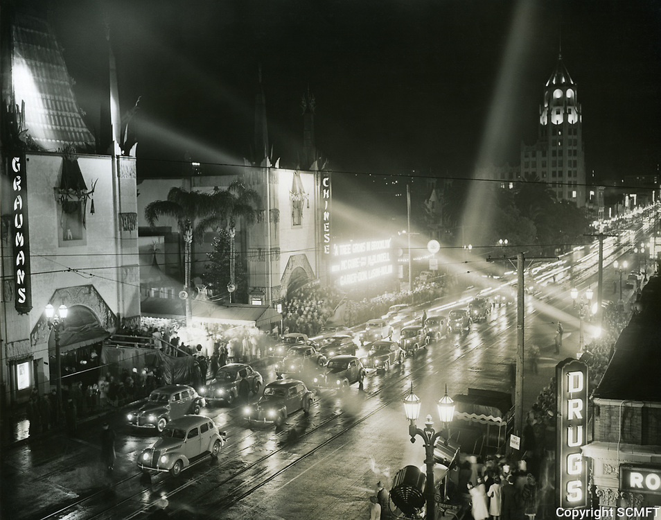 1948 Premiere at Grauman's Chinese Theater