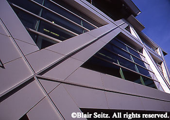 Pittsburgh, PA, David L. Lawrence Convention Center, Architecture Detail, Architect Rafael Viñoly