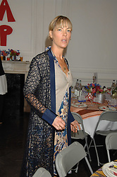 CYNTHIA CONRAN at a lunch in aid of African Solutions To African Problems held at Il Bottaccio, 9 Grosvenor Place, London on 20th May 2008.<br />