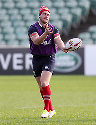 British & Irish Lions Stuart Hogg during the training session at the QBE Stadium, Auckland.