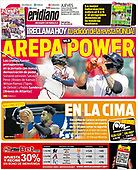 April 08, 2021 (LATIN AMERICA): Front-page: Today's Newspapers In Latin America