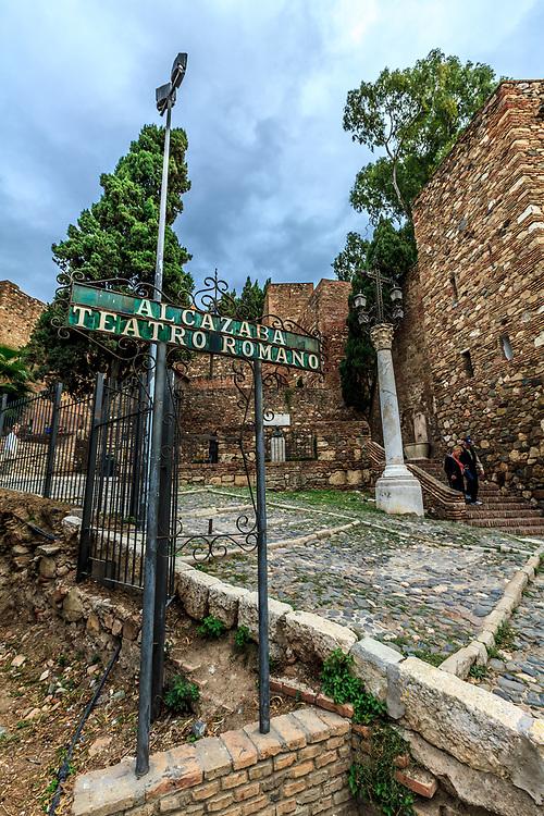 The Alcazaba of Málaga is the best-preserved Moorish fortress-palace in Malaga, Spain. La Alcazaba and Castillo de Gibralfaro are two Moorish fortresses in the city.