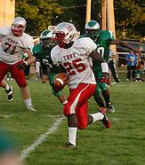 2011 - Chaminade-Julienne vs Troy High School Football