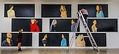 Alex Katz Timothy Taylor Gallery