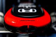 May 20-24, 2015: Monaco - Mclaren Honda nose detail
