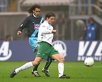 v.l. Rodrigo COSTA, Angelos CHARISTEAS Bremen<br />SV Werder Bremen - TSV 1860 München<br />Foto: Digitalsport