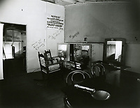 1943 Officers and Guests room at the Hollywood Canteen