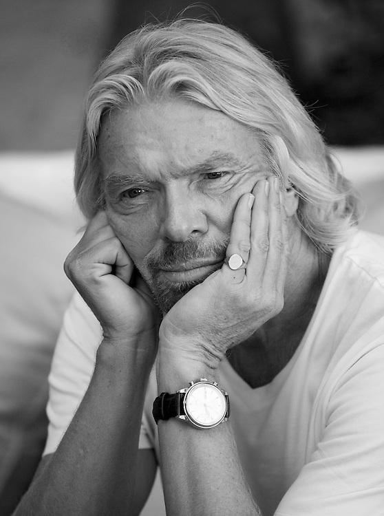 Richard Branson at SLOW LIFE Soneva Fushi, Richard Branson