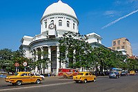 Inde, Bengale Occidental, Calcutta (Kolkata), BBD Bagh, Post Office // India, West Bengal, Kolkata, Calcutta, GPO, General Post Office