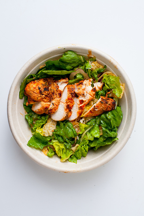 Gaucho Salad w/ Chipotle Chicken from Roast ($6.96) - MealPal