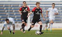 Fotball<br /> Tyskland<br /> Foto: Witters/Digitalsport<br /> NORWAY ONLY<br /> <br /> Mats Møller Dæhli<br /> <br /> Mats Moeller Daehli (St. Pauli)<br /> Marbella, 21.01.2017, Fussball, FC St. Pauli, Trainingslager in Sotogrande / Spanien 2017, Testspiel, Dynamo Kiew - FC St. Pauli