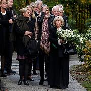 NLD/Leusden/20131107 - Uitvaart Leen Timp, familie