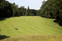 HOOG SOEREN -  Hole 1 / 10. Veluwse Golf Club bestaat 60 jaar. COPYRIGHT KOEN SUYK