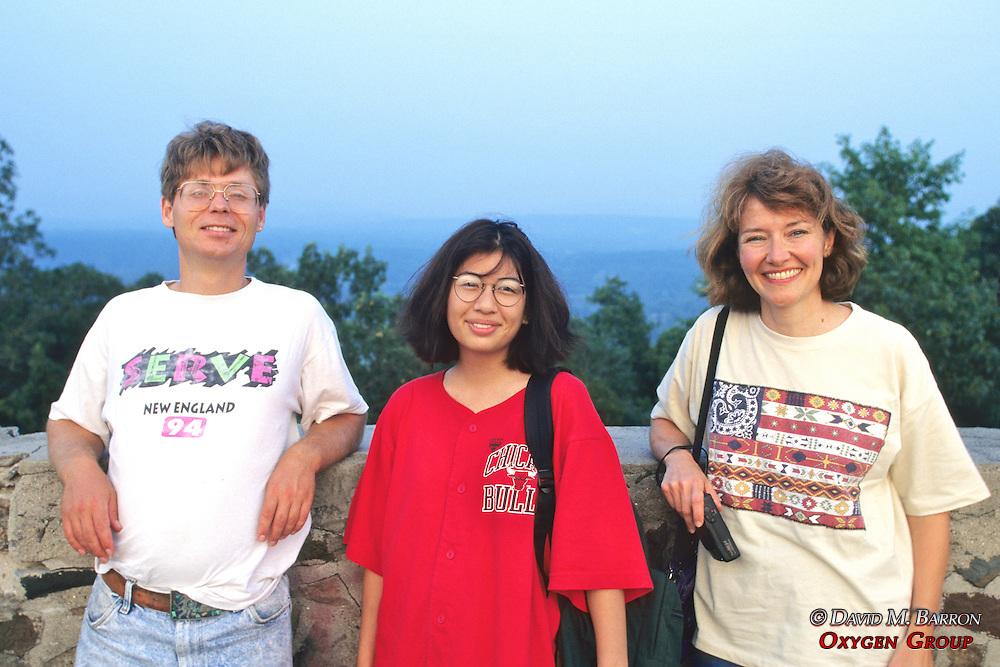 Marty Dudek, Eda Lai & Regina Salice