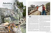 Mountaineer: Rebuilding History & Hearts (Summer 2017)