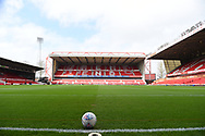 The Trent End during the EFL Sky Bet Championship match between Nottingham Forest and Derby County at the City Ground, Nottingham, England on 11 March 2018. Picture by Jon Hobley.