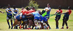 SOUTH AFRICA - Cape Town - 13 October 2020- Stormers players  having a training session at the Bellville High Performence Centre.The Stormers will be hosting the Emirates Lions at Newlands this weekend when they play in the Vodacom Super Rugby-unlocked .Photograph; Phando Jikelo/African News Agency(ANA)