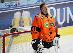 17.01.2020, Merkur Eisstadion, Graz, AUT, EBEL, Moser Medical Graz 99ers vs Vienna Capitals, 41. Runde, im Bild Cristopher Nihlstorp (Moser Medical Graz 99ers) // Cristopher Nihlstorp (Moser Medical Graz 99ers) during the Erste Bank Eishockey League 41th round match between Moser Medical Graz 99ers and Vienna Capitals at the Merkur Eisstadion in Graz, Austria on 2020/01/17. EXPA Pictures © 2020, PhotoCredit: EXPA/ Erwin Scheriau