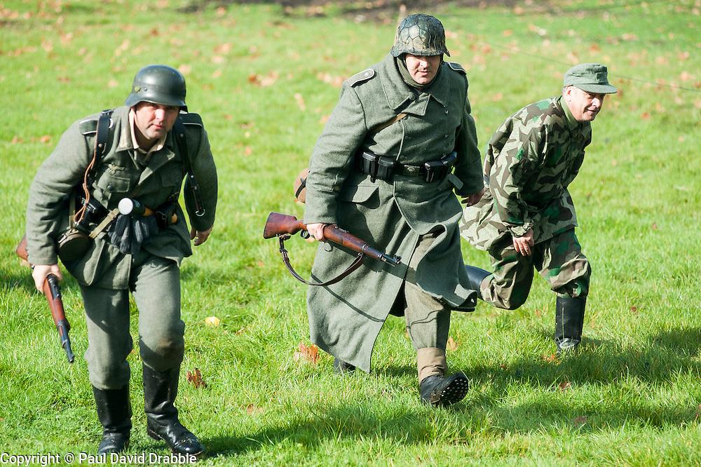 Pickering Show Ground Living History and Battle Reenactments<br /> 13 October 2013<br /> Image © Paul David Drabble<br /> www.pauldaviddrabble.co.uk