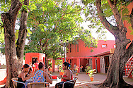 Ice cream parlor in Bayamo, Granma Province, Cuba.