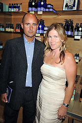 BARNABAS & ANABEL KINDERSLEY at the Natural Beauty Honours 2008 hosted by Neal's Yard Remedies, 124b King's Road, London SW3 on 4th September 2008.<br /> <br /> NON EXCLUSIVE - WORLD RIGHTS