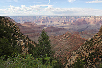 View from Hermits Rest, Grand Canyon National Park, Arizona, USA.