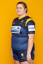 - Mandatory by-line: Robbie Stephenson/JMP - 27/10/2020 - RUGBY - Sixways Stadium - Worcester, England - Worcester Warriors Women Headshots