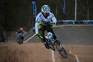 #144 (DEAN Anthony) AUS at the 2014 UCI BMX Supercross World Cup in Santiago Del Estero, Argentina.
