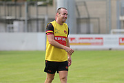 Picture by Laurent Selles/Catalans Dragons/via SWpix.com - 10/07/2020 Rugby League Betfred Super League 2020<br /> Back in training. Catalans Dragons' James Maloney back in training today at Stade Gilbert Brutus, Perpignan - France after the long lay off due to Coronavirus Covid 19 Pandemic