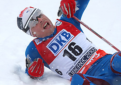 Francois Braud of France at Nordic Combined Mass start 10 km of FIS Nordic World Ski Championships Liberec 2009, on February 19, 2009, in Liberec, Czech Republic. (Photo by Vid Ponikvar / Sportida)