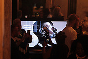 New York, NY-May 31: Atmosphere during the opening reception for the Kamoinge Photographic Workshop exhibition called 'The Black Woman: Power & Grace' exihibition curated by Russell Fredericks held at the Gregg Galleries at the National Arts Club on May 31, 2018 in New York City.  (Photo by Terrence Jennings/terrencejennings.com)