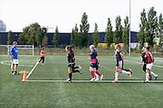 Nederland, Nijmegen, 20-8-2013Training van de dames bij voetbalclub SV Nijmegen.Foto: Flip Franssen/Hollandse Hoogte