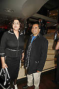 Meera Syal, First night party for Smaller  at Floridita, 100 Wardour Street W1 on Tuesday 4 AprilONE TIME USE ONLY - DO NOT ARCHIVE  © Copyright Photograph by Dafydd Jones 66 Stockwell Park Rd. London SW9 0DA Tel 020 7733 0108 www.dafjones.com