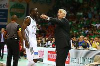 Nobel Boungou Colo / Philippe Herve - 20.06.2015 - Limoges / Strasbourg - Finale Pro A<br /> Photo : Manuel Blondeau / Icon Sport