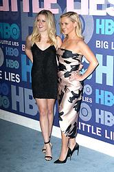 May 29, 2019 - New York, New York, USA - Reese Witherspoon mit Tochter Ava Phillippe bei der Premiere der 2. Staffel der HBO TV-Serie 'Big Little Lies' im Jazz at Lincoln Center. New York, 29.05.2019 (Credit Image: © Future-Image via ZUMA Press)