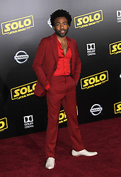 Solo: A Star Wars Story Premiere - Los Angeles. 10 May 2018 Pictured: Danny Glover. Photo credit: Jaxon / MEGA TheMegaAgency.com +1 888 505 6342