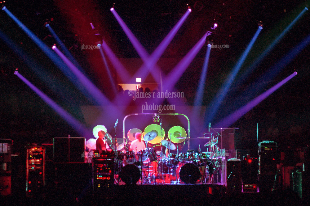 "The Grateful Dead Live at The Hampton Coliseum on 9 October 1989. One of the ""Formerly The Warlocks"" concerts. Image capture during ""Drums"". Limited Edition Photographic Prints available for purchase in Cart."